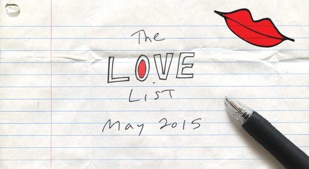 The love list top 20 tracks may 2015 music is 4 lovers for Top 20 house tracks