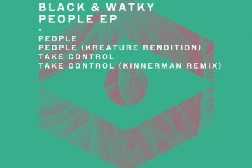 Black & Watky - People EP (Feat. Kinnerman & Kreature)